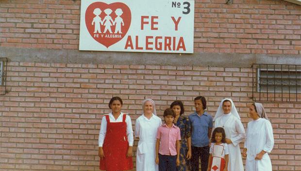 Federación Internacional Fe y Alegría