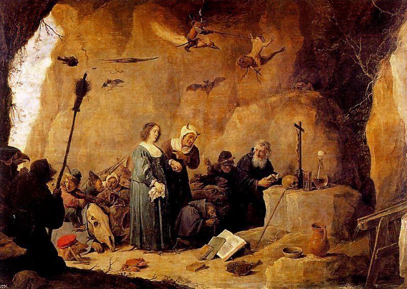 Calendario y santoral relacionado con la brujeria (5/6)