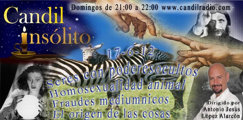 RELACIONES HOMOSEXUALES EN EL REINO ANIMAL (4/4)