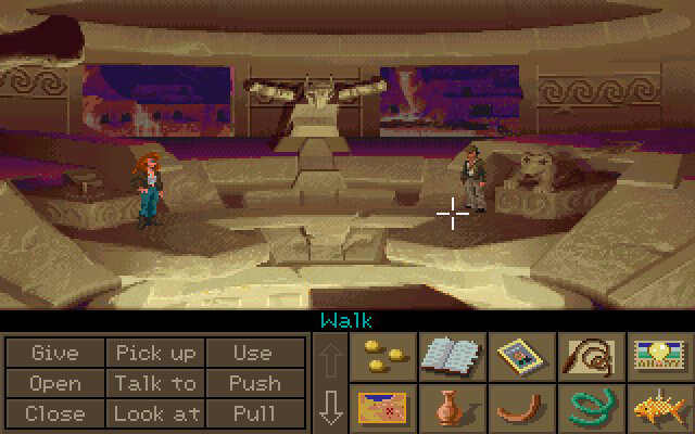 Game of the Week Indiana Jones and the Fate of Atlantis