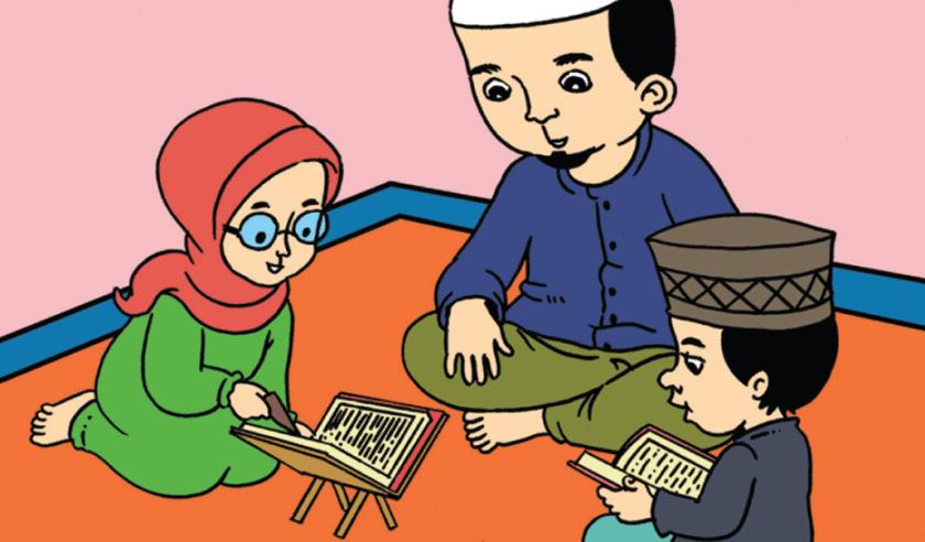 Asyik Bisa Membaca al-Qu'ran