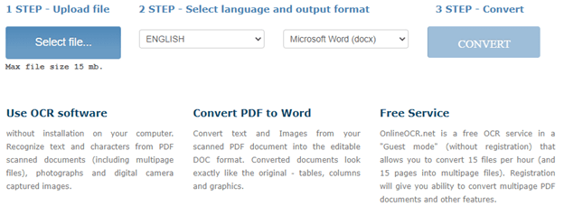 langkah Cara Mudah Konversi Tulisan Di Gambar Menjadi Teks Tanpa Aplikasi