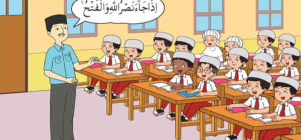 Pembelajaran PAI Sd