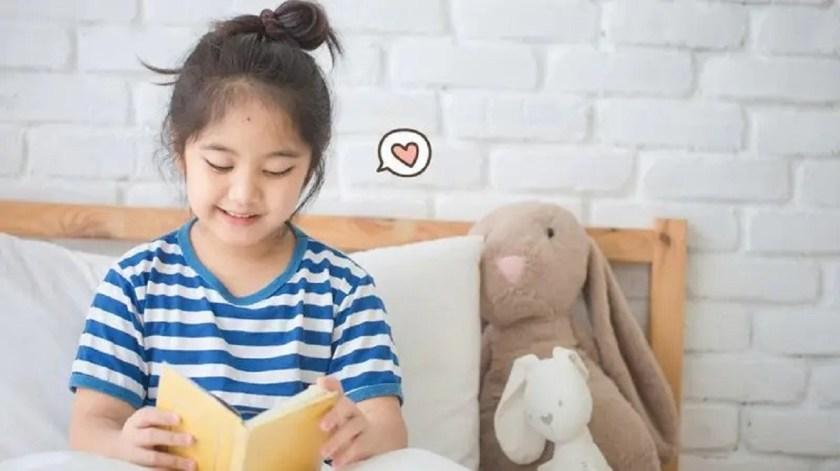 Membuat Anak Suka Membaca
