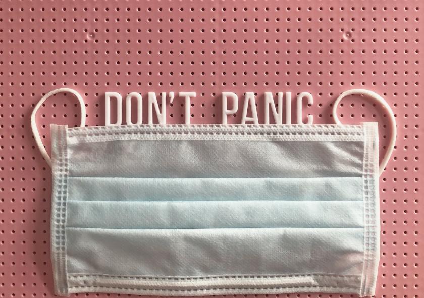 Solusi mudah panik