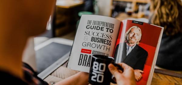 pengusaha yang malas belajar