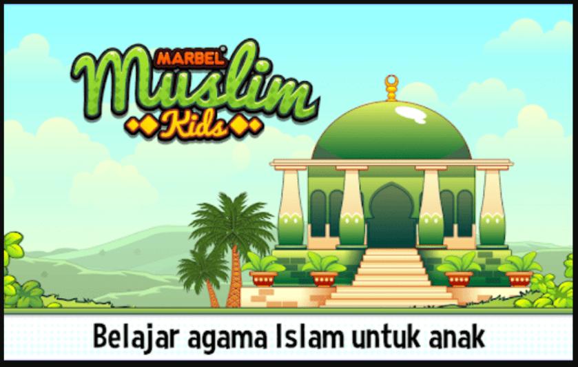 Game Pembelajaran Agama Islam untuk Anak