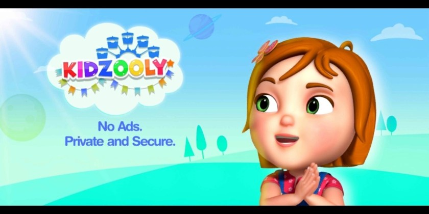 Gim Anak Kidzooly Pre School Learning Game
