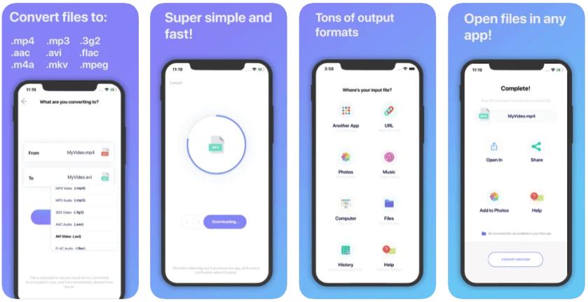 Cara Mengubah Video ke Mp3 di iPhone