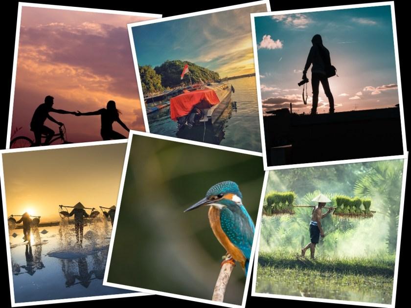 Membuat Kolase Foto Tanpa Aplikasi