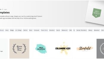 Cara Membuat Logo Gratis Via Canva