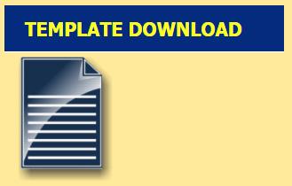 Gambar Contoh Download Template Draf Artikel Ilmiah