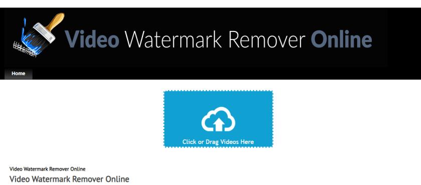 Cara Menghilangkan Watermark di Video