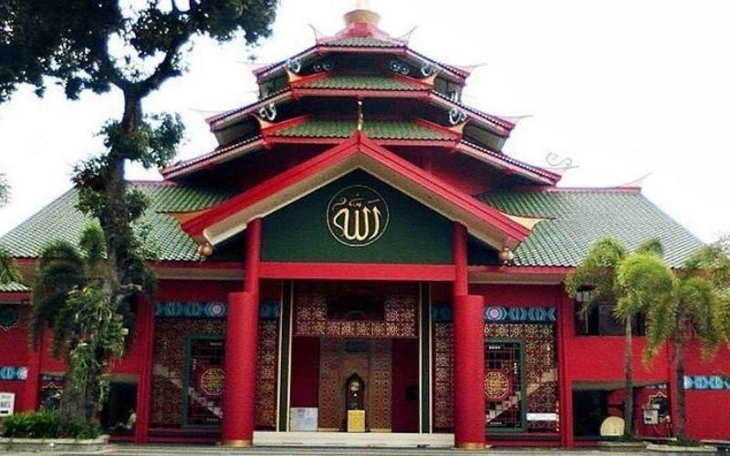 Mengenal Masjid Cheng Ho Surabaya