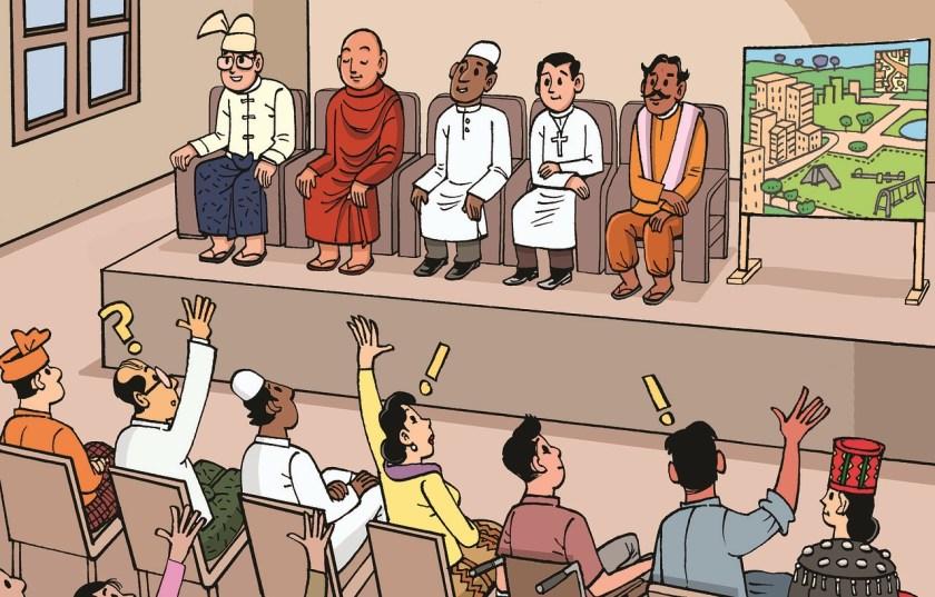 Menyuburkan Kebersamaan dengan Toleransi dan Menghargai Perbedaan