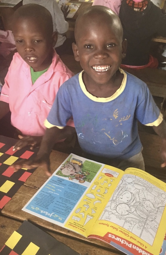 You can deliver literacy to end poverty  - MagLiteracy