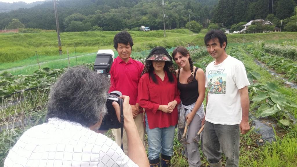 volontariat japon