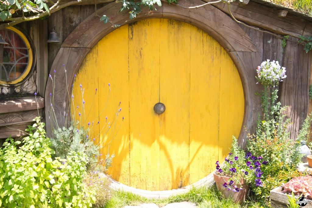 hobbiton maison
