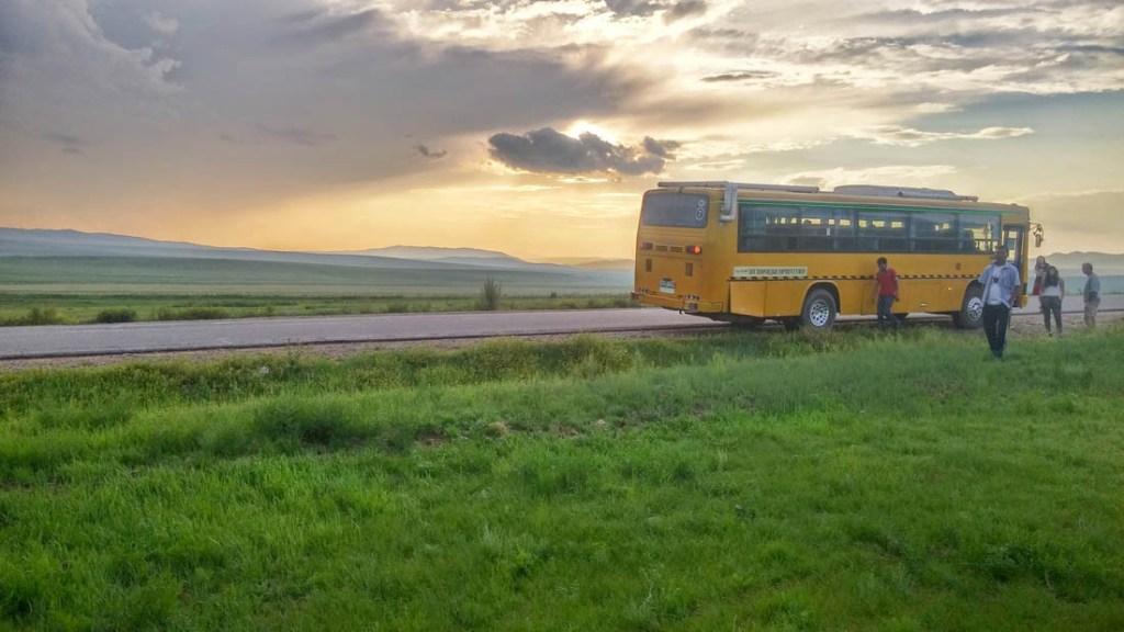 bus mongolie
