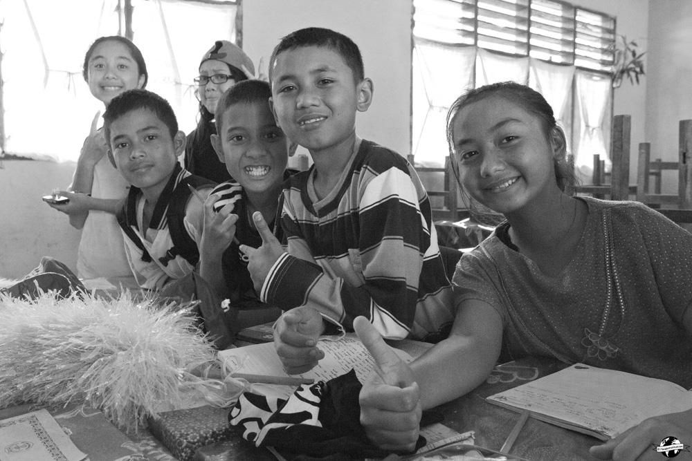 sumatra berastagi ecole