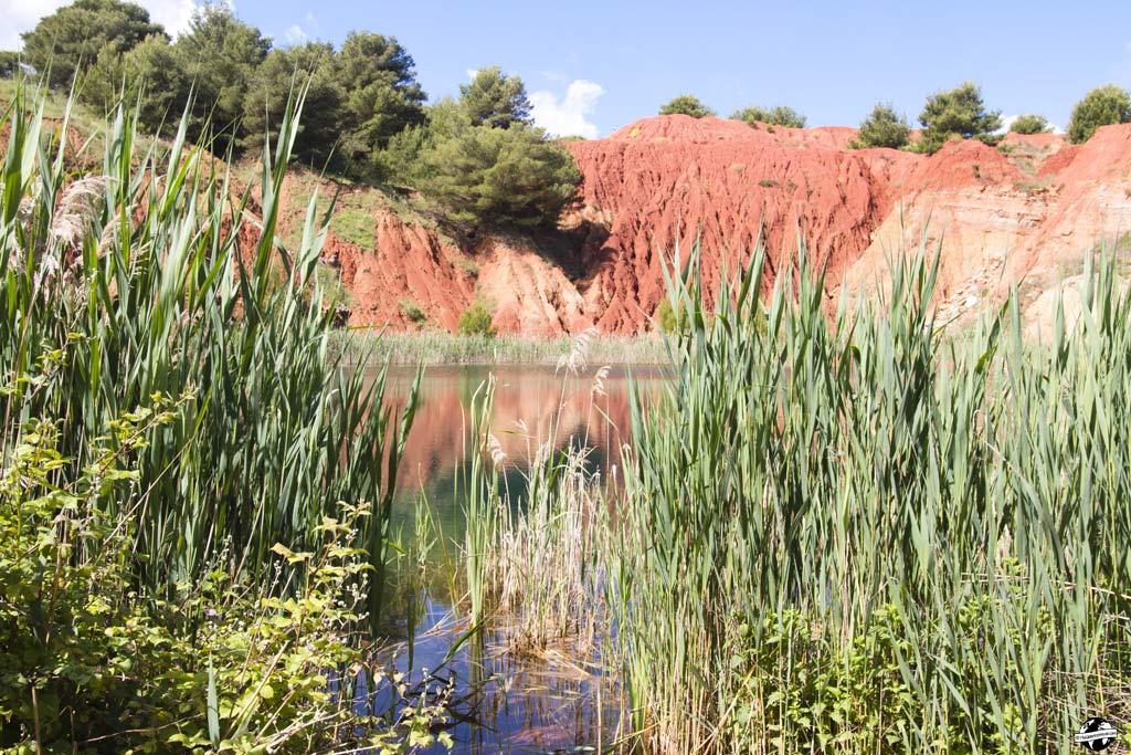 lago di bauxite pouilles