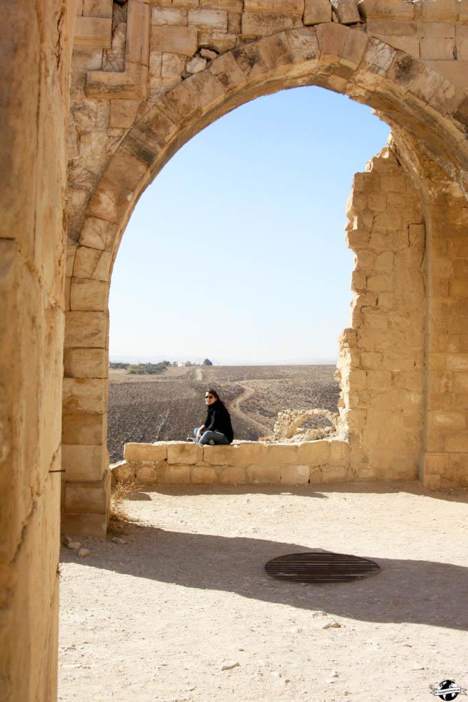 chateau de shobak jordanie