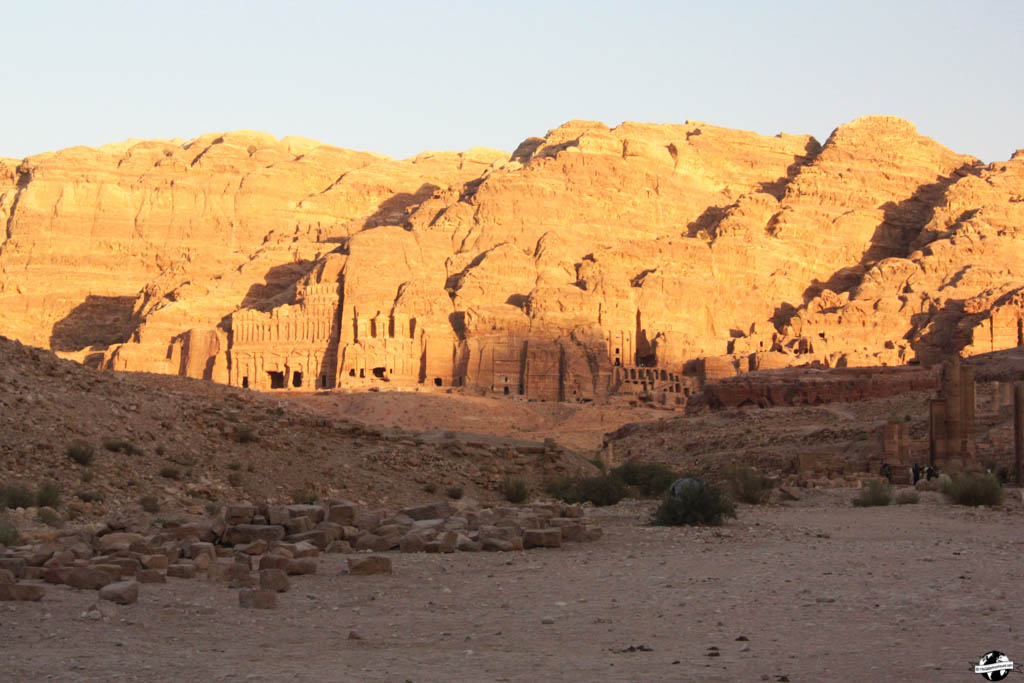 visiter petra jordanie