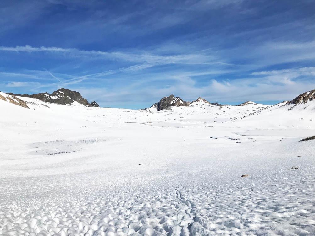 PCT sierra nevada