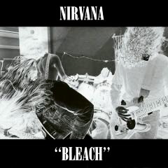 """Get it? Because the album is called """"Bleach""""? I am so freaking funny. You're welcome."""