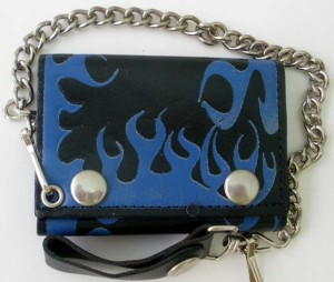 This is the wallet my husband had when we started dating. Yes, I married him anyway.