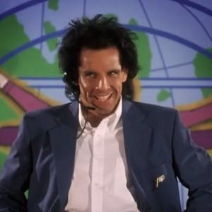 Except Ben Stiller's hair.