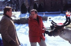 I mean, Phil Hartman got a reindeer for all the neighborhood kids for his Christmas display. He's like the 1996 male equivalent of a Pinterest mom.