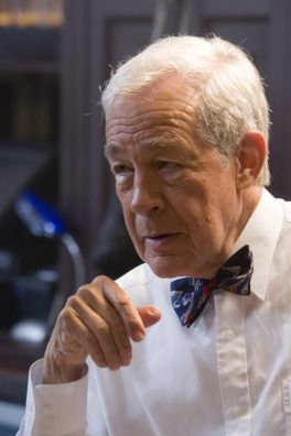 JACK LARSON, who originated the role of Jimmy Olson in the 1950s Superman television series, plays Bo the bartender in Warner Bros. Pictures' and Legendary Pictures' action adventure Superman Returns.