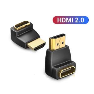 Adaptateur HDMI HDMI mâle à femelle 90 degrés