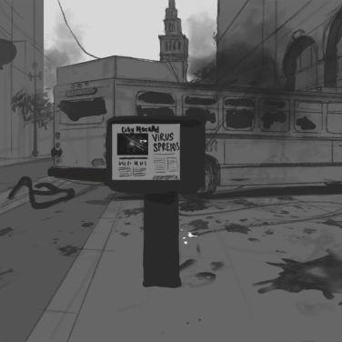 Storyboard rough