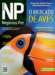 Capa Revista Negócios Pet - Edição105