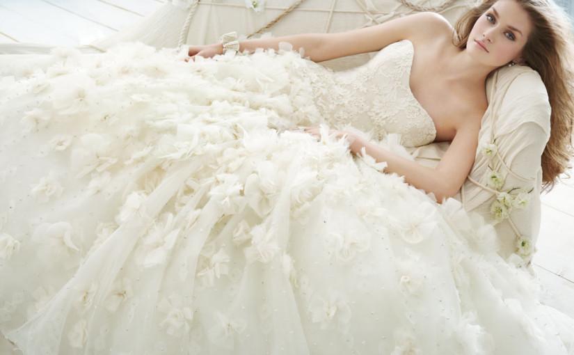 Wedding Gowns & Big Hips