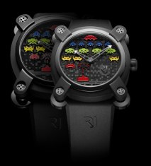 Montre Romain Jerome Space Invaders