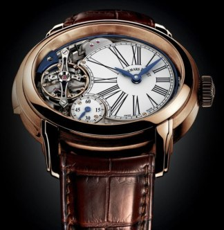 Audemars Piguet Millenary Minute Repeater with AP Escapement