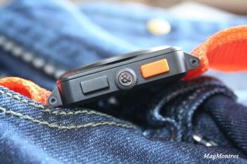 Montre BR 03-94 Carbon-Orange Ltd - Bell & Ross
