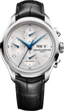 Baume & Mercier Clifton Chronograph (3 800 dollars)
