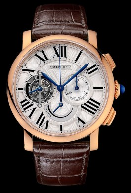 Cartier Tourbillon Chronograph