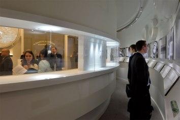 Pavillon A.Lange & Söhne au SIHH 2014