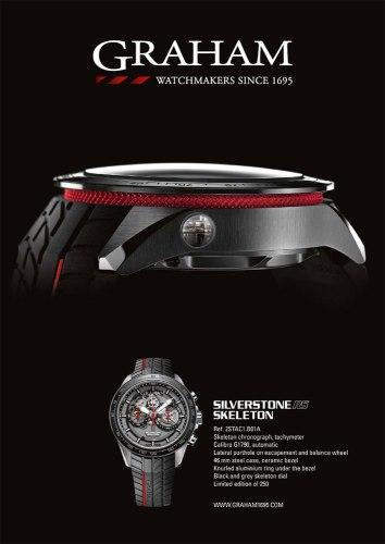 Montre Silverstone Skeleton RS