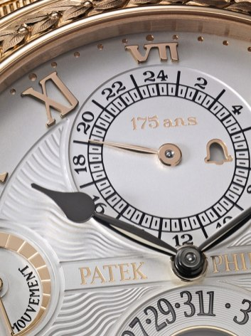 Patek Philippe Grandmaster Chime référence 5175