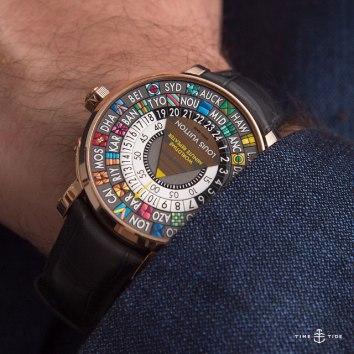 Louis Vuitton Escale Worldtime répétition minutes - Copyright @TimeTidewatches