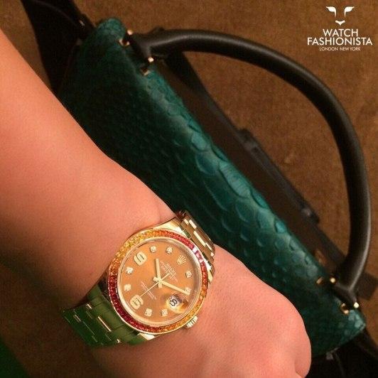Rolex Datejust Pearlmaster 39 - Copyright @Watch_Fashionista