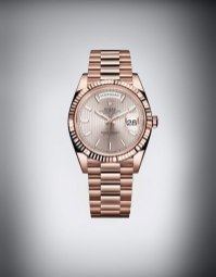 Rolex Day-Date 40 en or Everose - Baselworld 2015