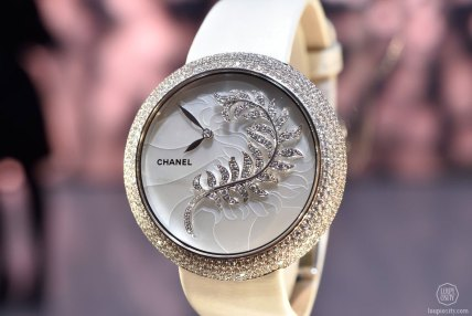 Chanel Mademoiselle Privé Plume