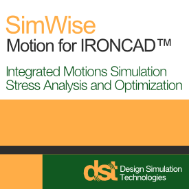 SimWise Mition for IronCAD